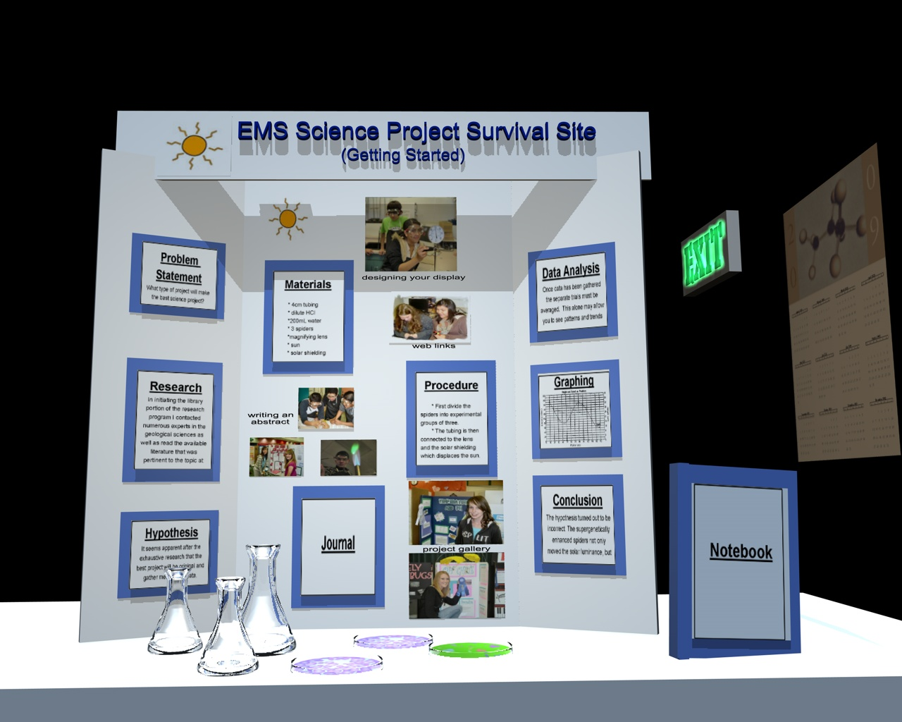 science project board Science buddies a great site with a topic selection wizard to help you get ideas for your science project, an ask an expert online bulletin board, and other resources to help you do a project and be successful in science fair competitions.